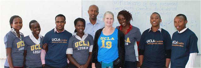 Team Luskin Kenya